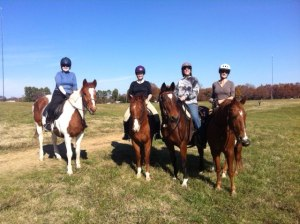 Ladies' Trail Ride