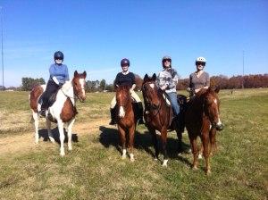 Ladies' Trail Ride