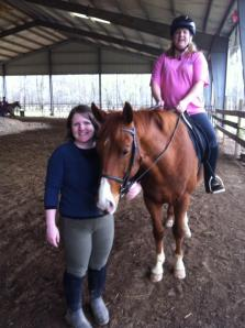 Lisa and Emily lesson